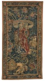 Sibylla Europa Tapestry depicting...