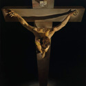 Christ of St John of the Cross - Dali, Salvador - 2964